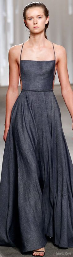 vestido estilo avental  #vestido #dress #casual #avental #verao #2017 #tendencia #apron