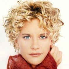 very short curly hair - Google Search