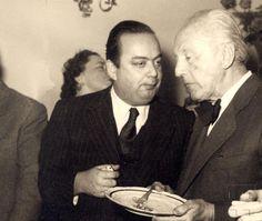 Paul Bonatz and Emin Onat