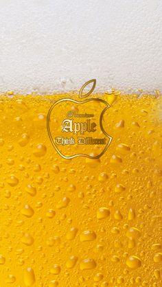 【おもしろiPhone壁紙】ビール | スマホ壁紙/iPhone待受画像ギャラリー