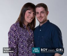Promotional Images for Boy Meets Girl's sixth and final episode of Season One created by our SharpFuturesENGAGE team