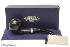 TobaccoPipes.com - Savinelli Bianca 626 Tobacco Pipe - Smooth, $97.20 (http://www.tobaccopipes.com/savinelli-bianca-626-tobacco-pipe-smooth/)