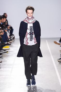 White Mountaineering, Look #3