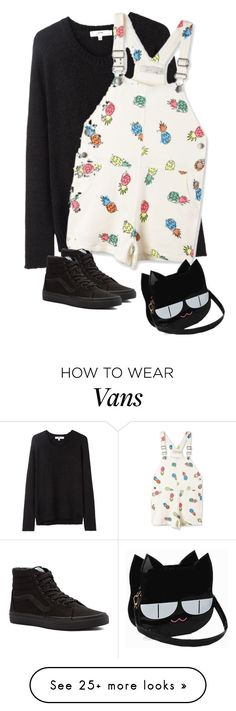 """""""OUTFIT"""" by hansolos on Polyvore featuring Hope, STELLA McCARTNEY and Vans"""