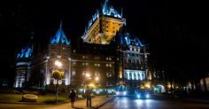 O que fazer a noite em Quebec #viagem #canada #viajar