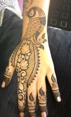 Harin Dalal Bridal Mehendi Artist
