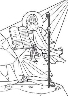 I dieci comandamenti religione pinterest dieci - Artigianato per cristiani ...