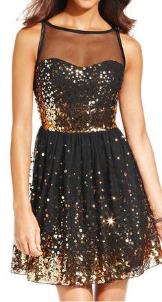 Dazzle Dress #sponsored