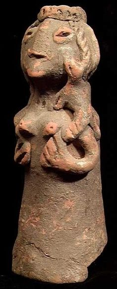 from Mohenjo Daro, Indus Valley; 2500 to 1500 B.C.