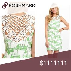 ISO of just add mint Lacina 4/6/8 ISO of a just add mint Lacina dress preferably in a 6, but will take a 4/8 also. Reasonable price please :) Lilly Pulitzer Dresses Mini