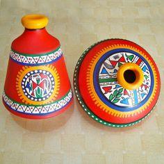 Terracotta Pot Set Of Two