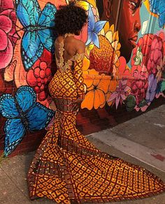 Womens Clothing/ Ankara Long Gown for Women/ Dashiki Floor Length Prom Dresses/ Wedding Guests Clothing/ African Traditional Wedding Outfit Womens. African Attire, African Wear, African Women, African Dress, African Style, Ankara Dress, African Prom Dresses, African Wedding Dress, African Fashion Dresses