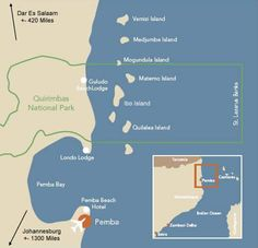 quirimbas archipelago - Google Search Dar Es Salaam, Archipelago, National Parks, Places To Visit, Ocean, Beach, Google Search, Islands, Indian