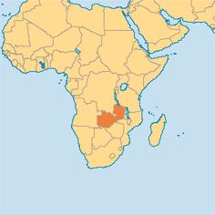 Barotseland location map gabirro own work zambia pinterest a locator map of zambia zambia is located in the south of africa zambias gumiabroncs Images