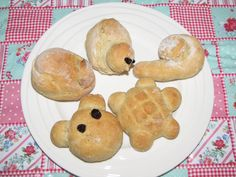 Broodjes bakken - Creatief en Simpel, samen knutselen - download de gratis werkbeschrijving op onze site