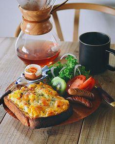 朝起きるのが楽しみになる♡毎日美味しい「1週間トーストレシピ」 - LOCARI(ロカリ)