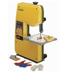 Micro-Band Saw MBS 115/E Band Saw Reviews, Train Miniature, Band Saw Blade, Tool Bench, Lathe Projects, Miter Saw, Cool Tools, Wood Turning, Woodworking Tools