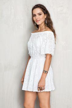 vestido cigana entremeios   Dress to