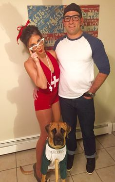 Wendy Peffercorn & Squints costume. The sand lot. The beast.