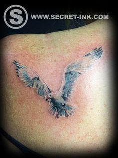 Seagul Tattoo