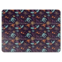 Uneekee Exotic Plants Placemats