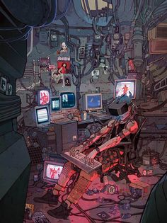 MTL Writer, daydreamer and resident cyberpunk. The brain that collates this visualgasm also assembles words into post-cyberpunk dystopia: my writing Check out my Ko-fi page! Cyberpunk City, Ville Cyberpunk, Cyberpunk Kunst, Cyberpunk Aesthetic, Cyberpunk 2077, Cyberpunk Anime, Cyberpunk Fashion, Cyberpunk Tattoo, Arte Sci Fi