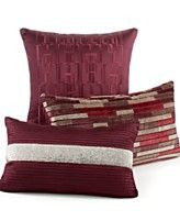 Hotel Collection Bedding, Frame Mulberry Decorative Pillow Collection