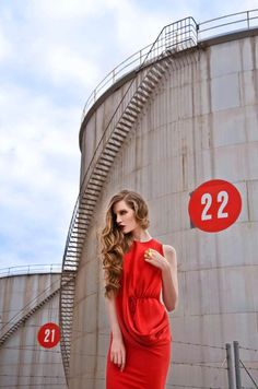 Romantic Industrial Editorials  The Rebecca Downes by Diana Melfi Shoot is Soft and Rugged