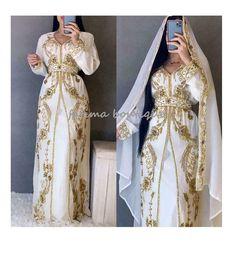 Beach Kaftan, Moroccan Caftan, Scarf Dress, Gold Colour, Stone Work, African Attire, Navy Blue Dresses, Beautiful Gowns, Party Wear