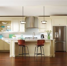 Grey Cabinets in Casual Kitchen - Diamond Cabinetry Shaker Style Kitchen Cabinets, Maple Kitchen Cabinets, Shaker Style Kitchens, Kitchen Cabinet Styles, Kitchen Cabinets In Bathroom, Painting Kitchen Cabinets, Kitchen Cabinetry, Farmhouse Cabinets, Office Cabinets