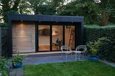 Garden Room company based in North London specialising in high quality bespoke Outdoor Rooms, Garden Studios, Garden Offices and Outdoor Spaces.