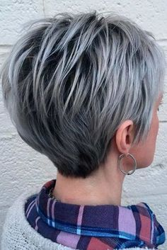 Trendy, Short Haircuts For Women Over Fifty ★ See more: http://glaminati.com/trendy-short-haircuts-women-over-fifty/