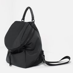 Image 5 of SOFT BACKPACK from Zara