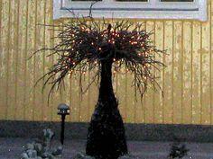 Puutarha.net - Keskustelupalstat - Kuvagalleria - Risutaidetta Fall Decor, Dandelion, Diy And Crafts, Flowers, Plants, Painting, Gardening, Autumn, Decoration
