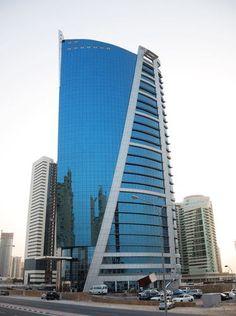 Mövenpick Tower & Suites,Doha, Qatar. #architecture #tower #skyscraper