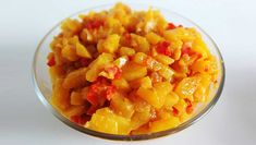 Leckere Sauce oder Dip: Das Mango Chutney funktioniert warm oder kalt ➤ Passt sehr gut zu Fleisch und Fisch ➤ Für alle, die es fruchtig mögen.