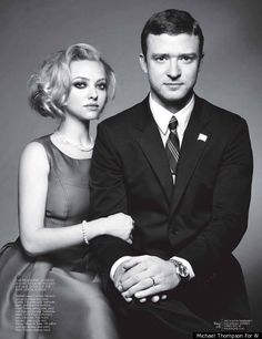 w magazine cover shoot - politics done right....i effing love W mag