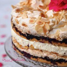 Laskominy od Maryny: Pani Walewska Vanilla Cake, Tea Time, Cheesecake, Pie, Sweet, Recipes, Food, Tarts, Torte