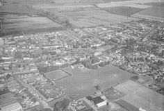Another Aerial Photograph of Finedon.
