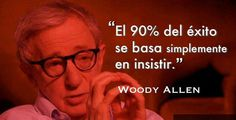 Quote from Woody Allen Woody Allen, Frases Coaching, Meaning Of Community, Unforgettable Quotes, Insight, Knowledge, How Are You Feeling, Dating, Wisdom