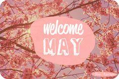 bienvenido mayo | welcome May.   imagen original:  http://www.flickr.com/photos/pinksherbet/3506877253/
