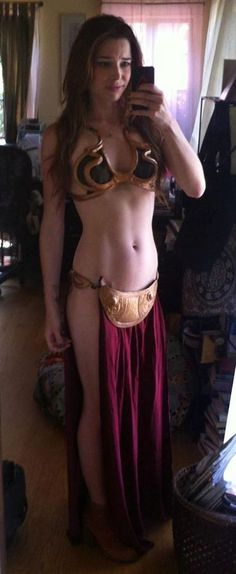 Naked and not ashamed nudist