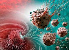 Blood Cells, Cancer Treatment, Dandelion, The Cure, Cancer Cells, Nanotechnology, Scientists, Concept Art, Target