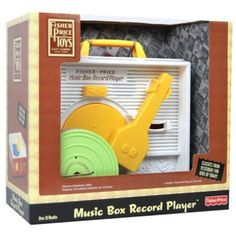 Tourne-Disques Fisher-Price