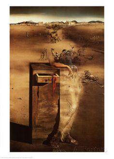 Spain Art Print By: Salvador Dalí