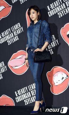 T ara Eunjung - Born in South Korea in 1988. #Fashion #Kpop