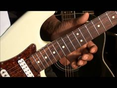 How To Play A BLUES Guitar Solo Without Thinking About Scales VIII BB KI...
