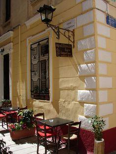 Plaka's cafe