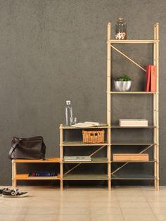 Andamio Shelf Awesome Design