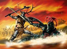 Battle on the Trident: Baratheon vs. Targaryen